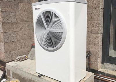 Pompe à Chaleur air eau WPL TREND S 16