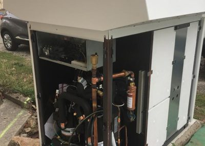 Pompe à chaleur air eau WPL 33