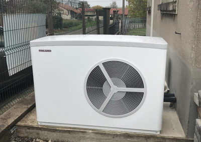 Pompe à chaleur air eau WPL 25 AS